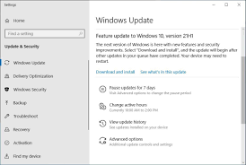 How to block the Windows 10 May 2021 Update, version 21H1, from installing