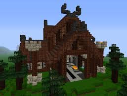 Minecraft Tavern Design Nordic Tavern Minecraft Project Minecraft Projects