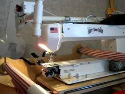 Bailey Home Quilter bobbin assembly - YouTube & Bailey Home Quilter bobbin assembly Adamdwight.com