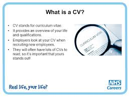 Presentation \u0026quot;Activity 2: CV writing. What is a CV? CV stands for  .