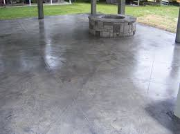 stained concrete patio gray. Gray Tile Decorative Concrete - Mobile, AL Kingdom Stained Patio Pinterest