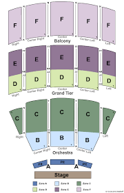 Selena_auditorium Endstage___zone Seating Chart Gif 525 X 820