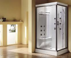 how much does a steam shower cost