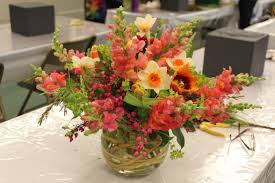Cass Floral Design School Student Design From The Make Your Own Wedding Centerpieces