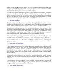 personal statement format the top educational sites at your serv   2 well
