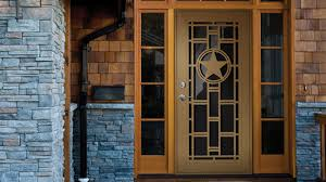 unique home designs security doors