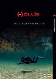Tecnomar Hollis 2019 By Tecnomar Diving Issuu