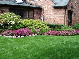 Low Maintenance Landscaping For Vacation House Backyard Home - Home landscape design