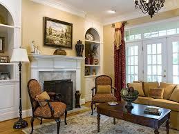 Living Room Traditional Decorating Ideas Home Interior Design Ideas