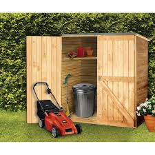how to build a small wooden storage shed quick