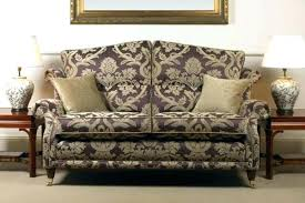 Printed Fabric Sofas Decorating With Patterned Upholstered Furniture Sofa  Online Teal Trellis Pattern Nice   R0