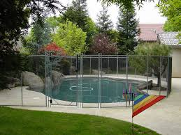 what are pool fences