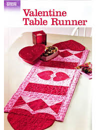 free valentine table runner pattern - Google Search | Valentines ... & free valentine table runner pattern - Google Search Adamdwight.com