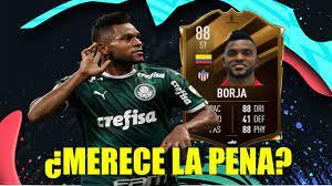MIGUEL BORJA 88 LIBERTADORES REVIEW! ¿MERECE LA PENA? FIFA 20 ULTIMATE TEAM  - YouTube