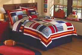 boys full comforter sets full size kids bedding sets orange white