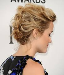 1messy pinned updo