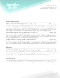 13 Best Free Resume Templates Word Resume Templates Images On