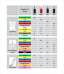 Color Right Wilton Chart Food Coloring Color Chart Mix Glenbuchat Info