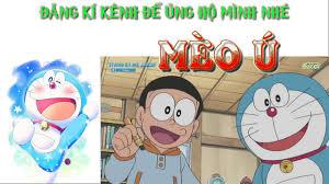Phim hoạt hình: Doremon Tiếng Việt Phần 8 Tập 15 THÚ CƯNG MỚI CỦA NOBITA LÀ  CHÓ HAY LÀ GIẤY - repacted