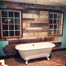 wood walls in bathroom reclaimed things wood wall rustic bathroom rustic wood bathroom wall cabinet