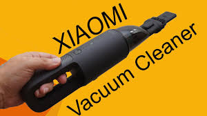 Xiaomi Cleanfly Portable <b>Wireless Vacuum</b> Cleaner with HEPA Filter ...