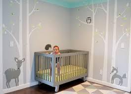 Minimalist Nursery Room Wall Decals (Image 4 of 9)