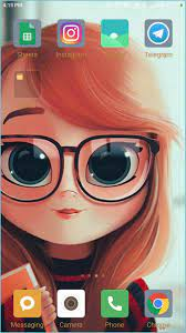 Cute Cartoon Wallpaper For Android ...