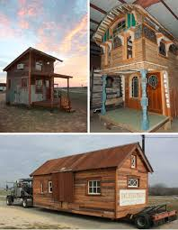 Small Picture 38 best Salvaged Materials Tiny Houses images on Pinterest Small