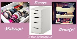 ideas budget organizer box make up case desktop8 drawersbathroom storage conners ikea ikea makeup