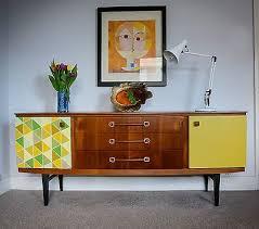 vintage 70s furniture. RETRO VINTAGE TEAK MID CENTURY DANISH STYLE CHEST SIDEBOARD ERA . Vintage 70s Furniture