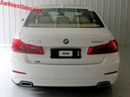 2018 bmw li. brilliant 2018 2018 bmw 5 series long wheelbase china 4 750x561 inside bmw li o