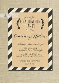 9 Beautiful Graduation Invitation Templates Psd Word Ai