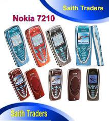Nokia 7210 (Green) Unlocked Mobile ...
