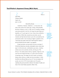 Fantastic Mla 8 Essay Format Thatsnotus