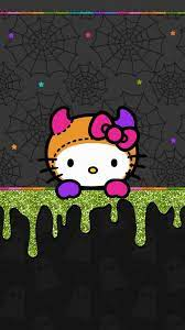 Halloween Hello Kitty iPhone Wallpapers ...
