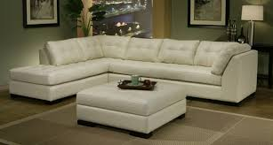 Leather Newport Sectional