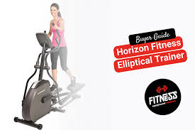 elliptical review horizon ex 59 jason november 7 2018 woman in a pink singlet on an elliptical