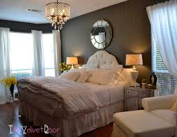Simple Romantic Master Bedroom Paint Colors Posts Under Wall Intended Models Ideas