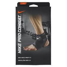 Nike Pro Combat Ankle Wrap 2 0 Black Nmz07010 Tennis Express