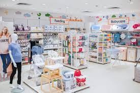 Gợi ý ý tưởng thiết kế shop mẹ và bé thu hút   by Giá kệ siêu thị Thăng  Long