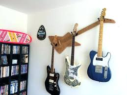 guitar wall hooks guitar hooks for walls cozy inspiration guitar wall decor with light cool material