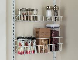 closetmaid pantry shelving stunning closetmaid 1233 adjule 8 tier wall and door rack 18 inch for 13