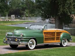 17 best images about woodie dreams plymouth cars 1948 chrysler town and country convertible