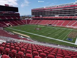 San Francisco 49ers Seating Chart 3d Levis Stadium Section 210 Seat Views Seatgeek