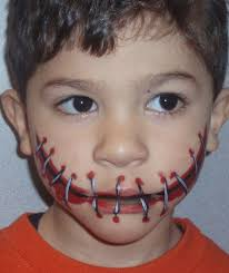 the top 100 photos on the snazaroo site face paint facepaint face painting boy