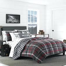 plaid comforter sets willow set nautica