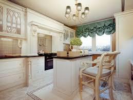 Cream Kitchen Traditional Cream Kitchen Interior Design Ideas