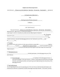 Sample Equity Agreement Beautiful Equity Agreement Template Fresh