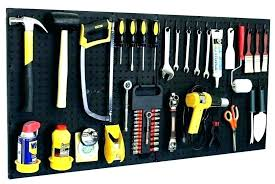 best way to hang tools in garage hanging tools on wall garage hooks for tool organizers