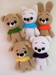 Crochet Animal Patterns Free Awesome Decorating